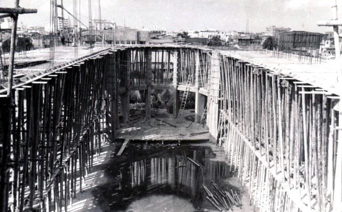 Construcción de la Capilla